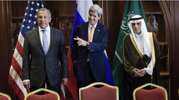 Resultado de imagem para potências estrangeiras na síria
