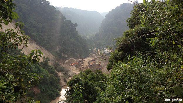 Deslave en Guatemala