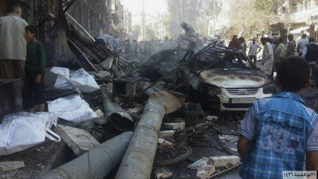 rusia siria estado islamico