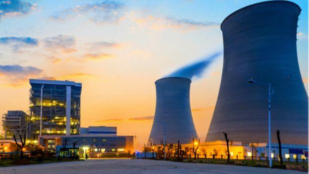 de las plantas nucleares no fueron concebidos para este tipo de