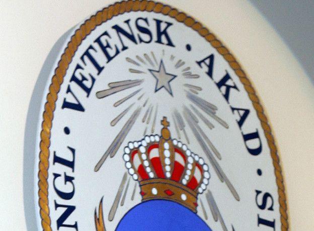 Символ Академии наук Швеции