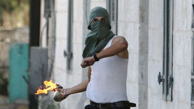 manifestacion jerusalén