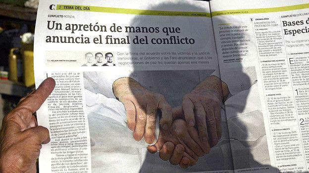 El anuncio del acuerdo
