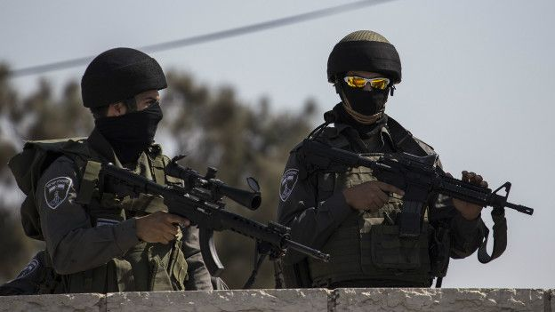 Soldados, Israel