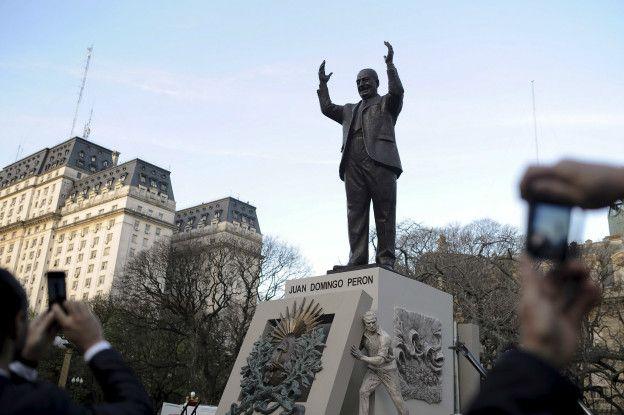 Monumento a Perón
