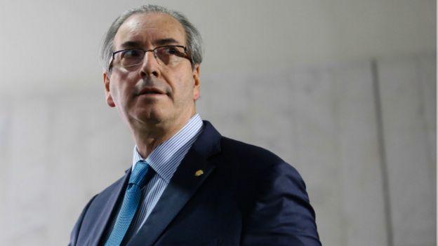 Eduardo Cunha (foto: AFP)