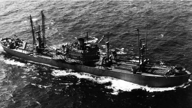 El SS Montgomery