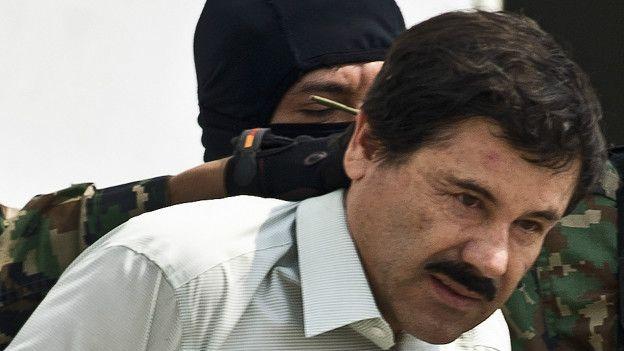 Guzmán cayó en manos de las autoridades en Mazatlán el 22 de febrero de 2014.