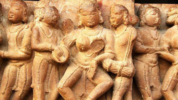 Этот индийский храм - объект Всемирного культурного наследия ЮНЕСКО
