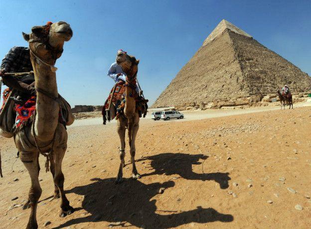 Занепад туристичної галузі неминуче призведе до важких наслідків для єгипетської економіки в цілому