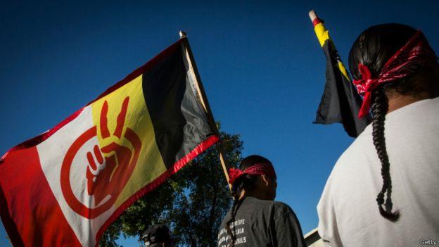 Bandera de la República de Lakota