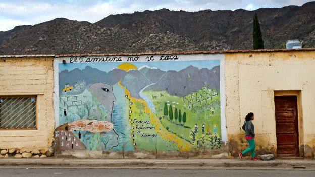 Famatina, Argentina