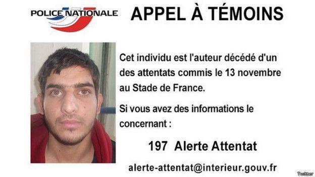 Sospechoso ataques en el Estadio de Francia
