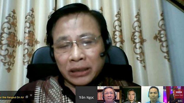 Giáo sư Trần Ngọc Thêm