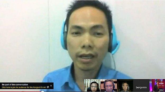 Ben Ngô, phóng viên BBC Việt ngữ, Bangkok