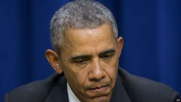 美國總統奧巴馬漸生華發但拒絕染髮