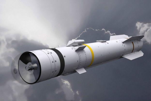Управляемая ракета