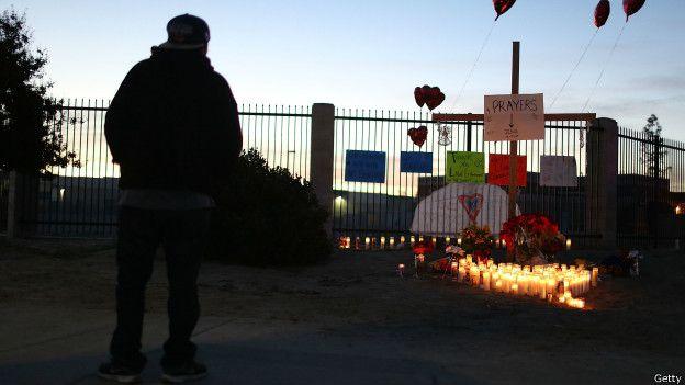 Memorial por las víctimas de San Bernardino