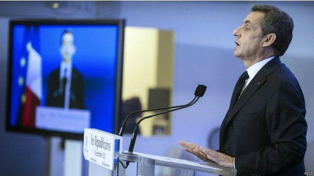 法國前總統薩科齊也受到了奧巴馬的批評。