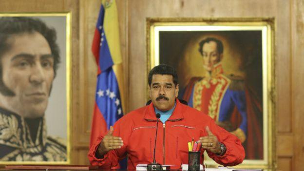 Tổng thống Nicolas Maduro công nhận thất bại