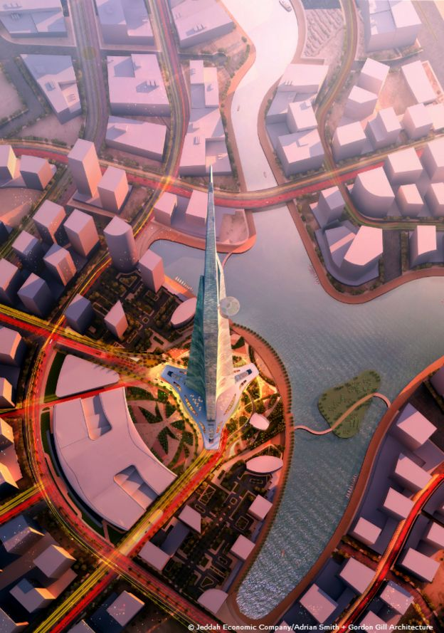 © Jeddah Economic Company/Adrian Smith + Gordon Gill Architecture