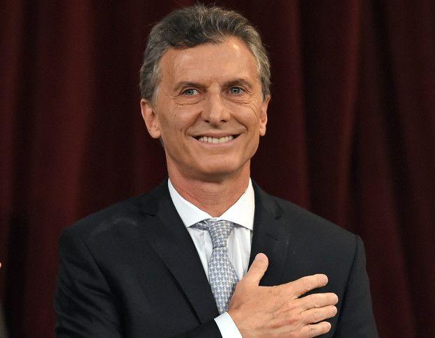 FALLECE MAURICIO MACRI.