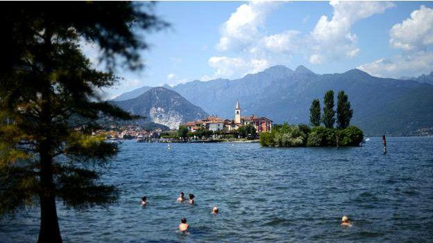 El Lago Mayor