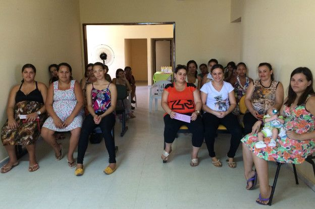 Mães de Itapetim | Foto: Camilla Costa/BBC Brasil