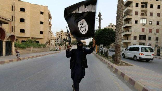 सीरिया इस्लामिक स्टेट