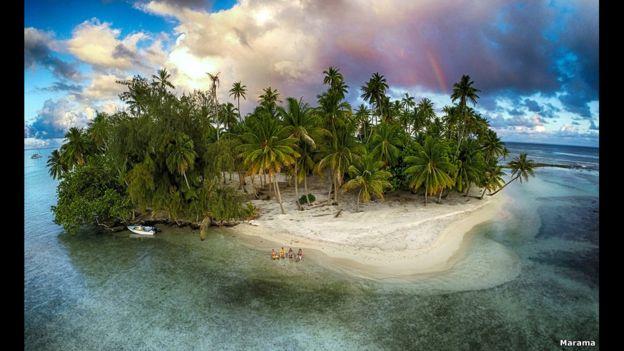 Isla de Tahití