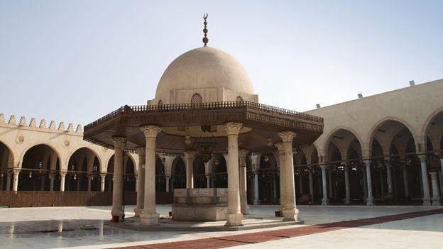 Mezquita de Amr ibn al-As en Egipto