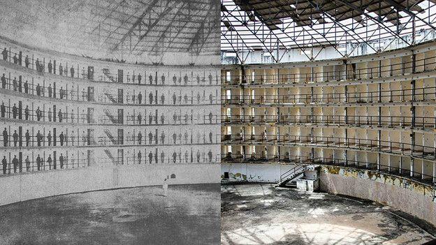 Montaje, antes y ahora