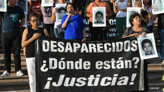 Resultado de imagen de desaparecidos MÉXICO