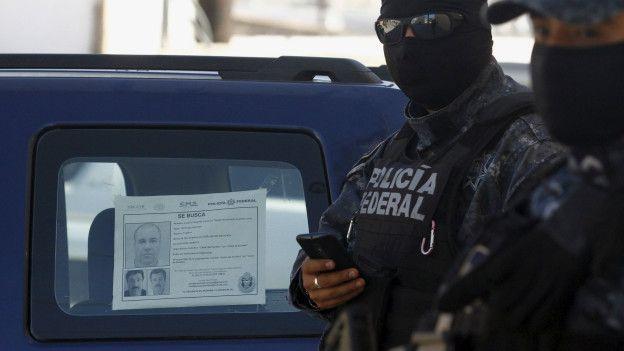 Las fuerzas de seguridad de México llevaban meses tras de Guzmán.