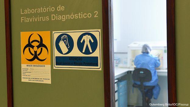 Un laboratorio en Brasil