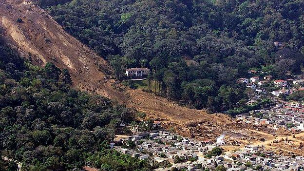 Terremoto en El Salvador en 2001