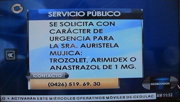 Cadena Globovisión