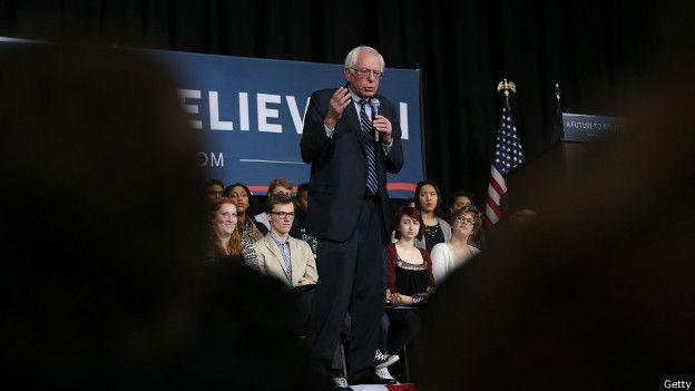 Сенатор-демократ Берні Сандерс має намір кинути виклик Гіларі Клінтон