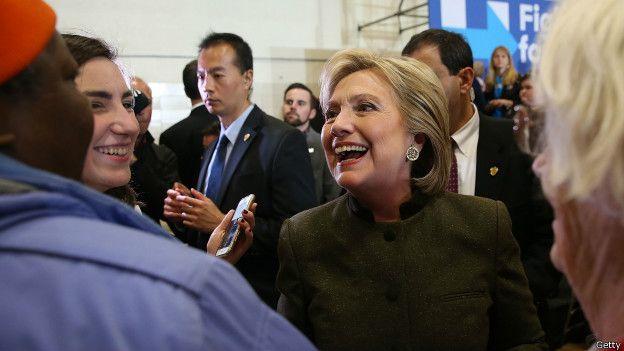Гіларі Клінтон зняла свою кандидатуру на виборах 2008 року, поступившись Бараку Обамі