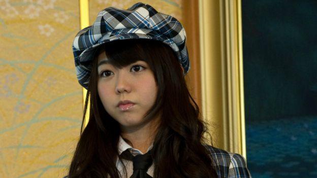 AKB48峰岸南