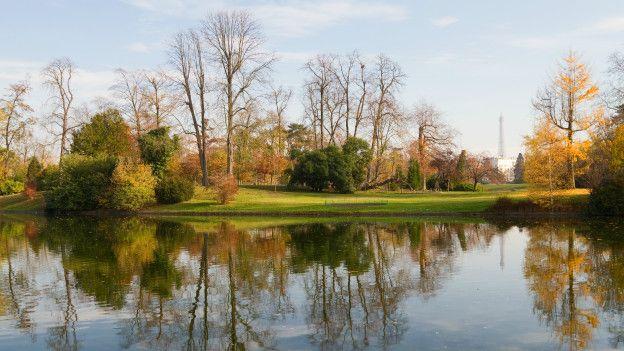 Haussmann creó grandes plazas, un sistema de drenajes y parques urbanos como el Bois de Bolougne.