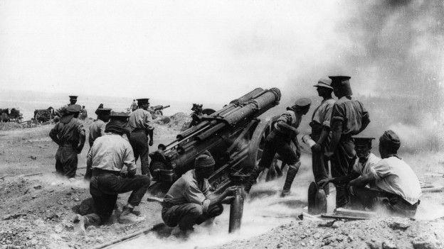 Imagen de la Primera Guerra Mundial