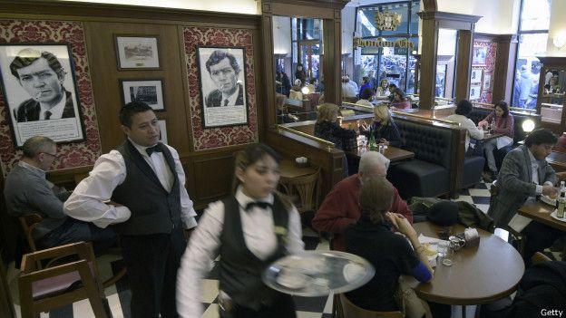 Café en Buenos Aires