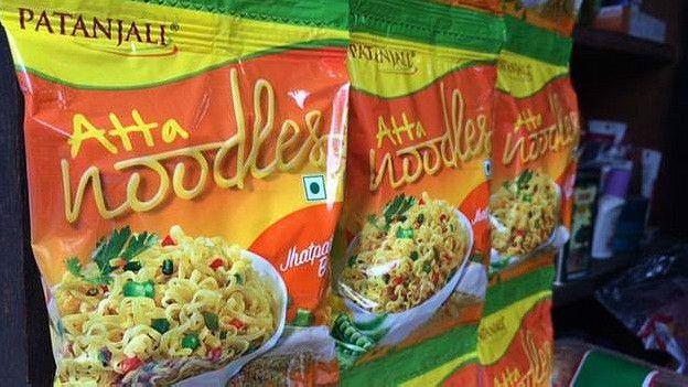 पंतजलि नूडल्स