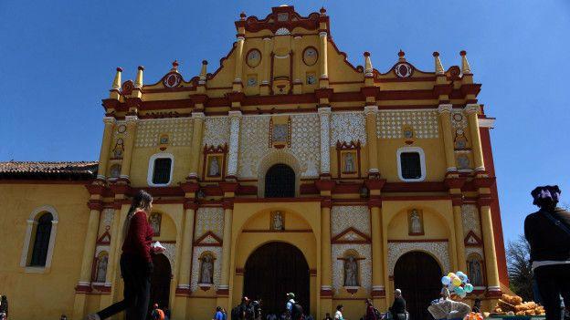 Catedral de San Cristobal de las Casas, Chiapas