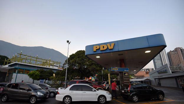Amanece en Caracas