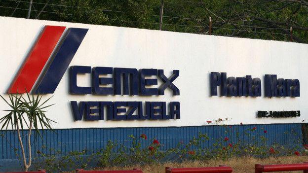 Planta de Cemex en Venezuela