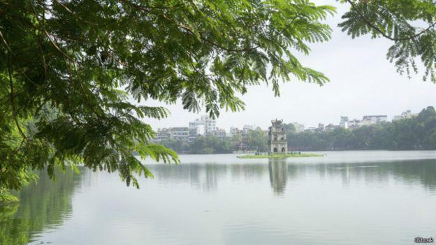 Thành phố Hà Nội có nhiều công trình được xây dựng từ thời Pháp thuộc