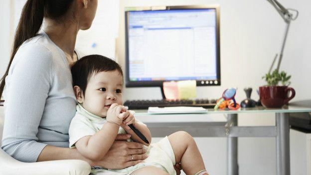 Las jornadas de trabajo más flexibles facilitarían la conciliación entre la vida laboral y doméstica.