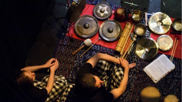 Pemusik Bali